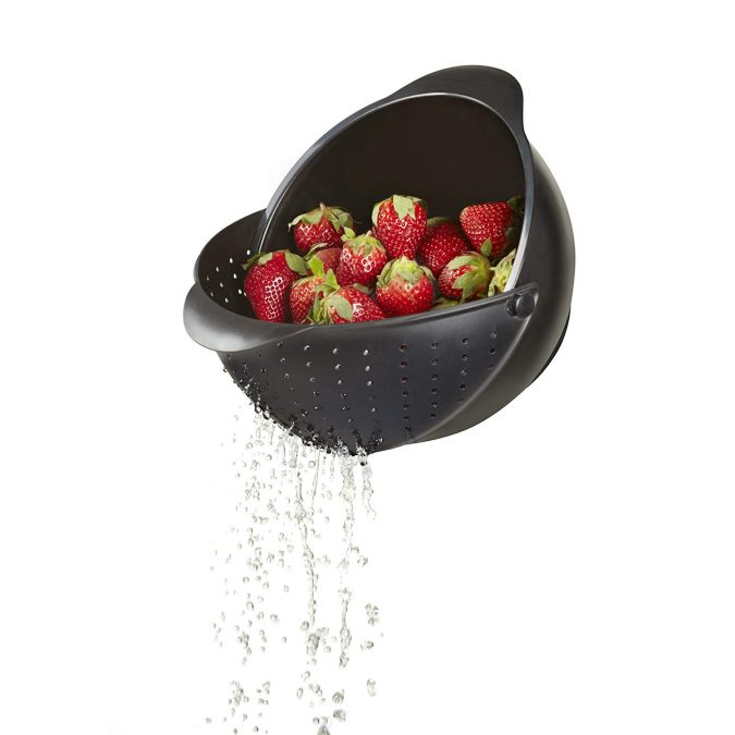 rinse-bowl-kitchen-tools-2-675x675 24 Innovative Kitchen Tools You Should Get Today