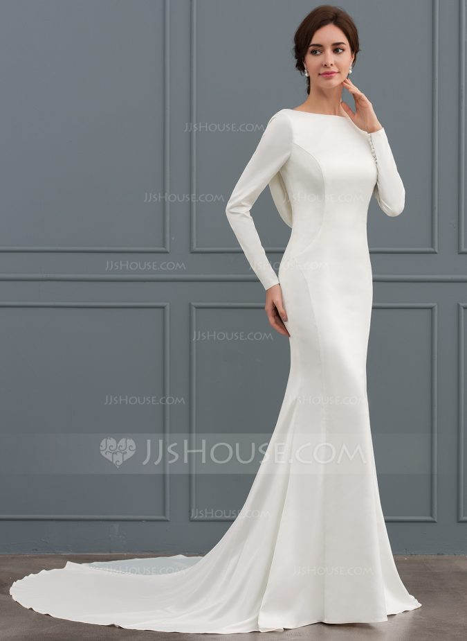 wedding-dress-4-675x925 How Does Plus Size Wedding Dresses Increase the Shimmer of Your Personality?