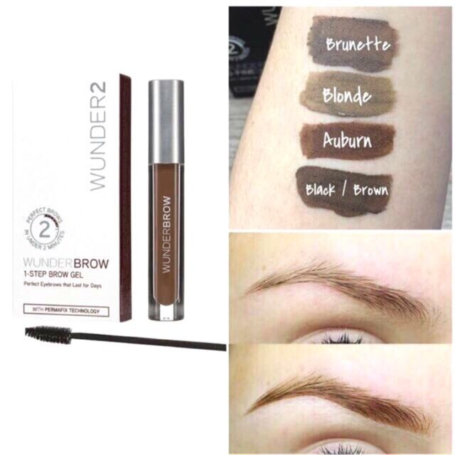1-Step-brow-gel-1 15 Best-Selling Beauty Products In 2020