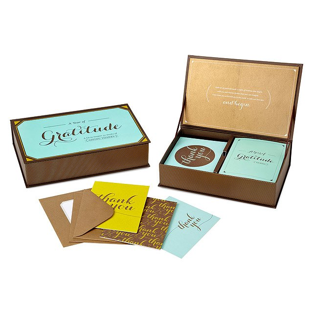 A-year-of-gratitude-box Top 15 Creative Mother's Day Gift Ideas