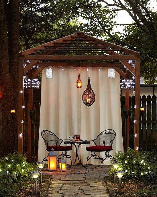 Backyard. Living a More Comfortable Outdoor Lifestyle