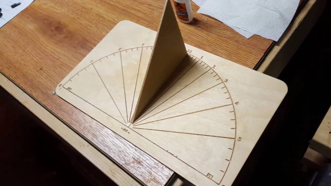 Building-a-Sundial-675x380 Best 7 Solar System Project Ideas