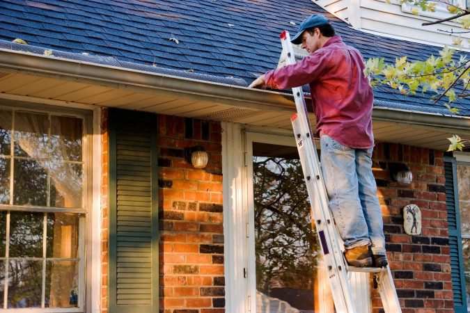 Check-The-Condition-of-Your-Rain-Gutter-1-675x450 Home Preparation for The Upcoming Monsoon Season