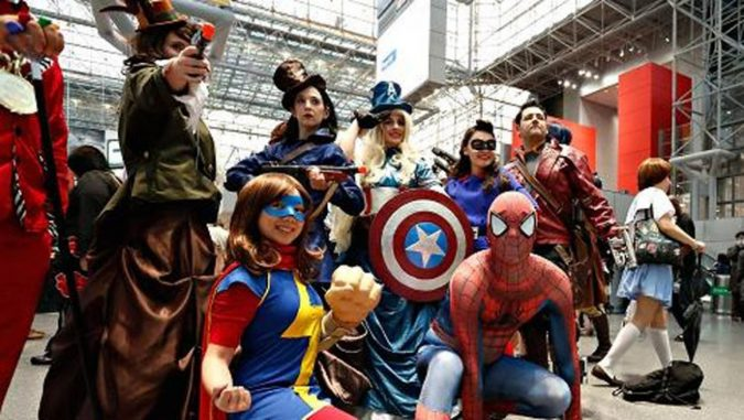 Comic-Con-International.-675x381 10 Most Important Events Coming in the USA for 2019