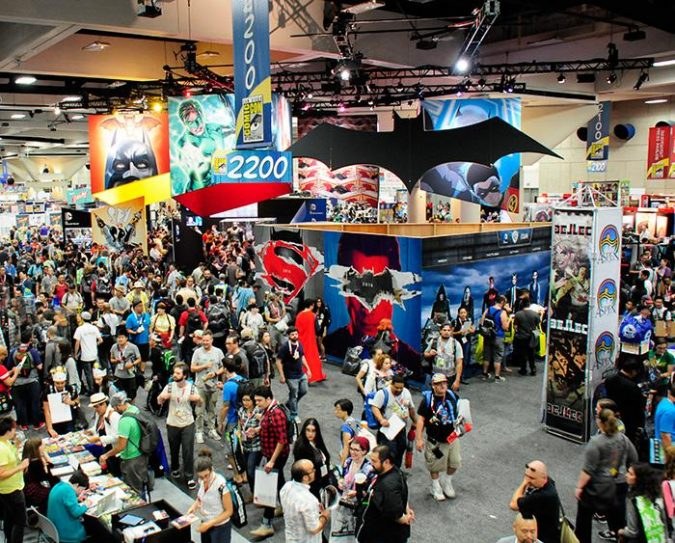 Comic-con-International-1-675x543 10 Most Important Events Coming in the USA for 2019