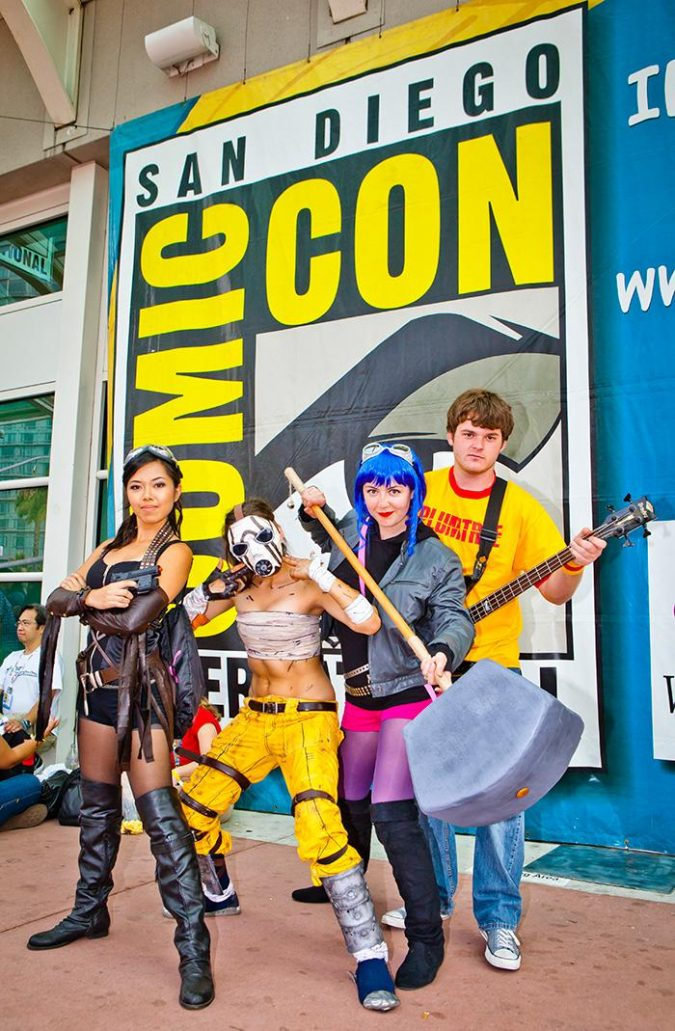 Comic-con-International-675x1031 10 Most Important Events Coming in the USA for 2019