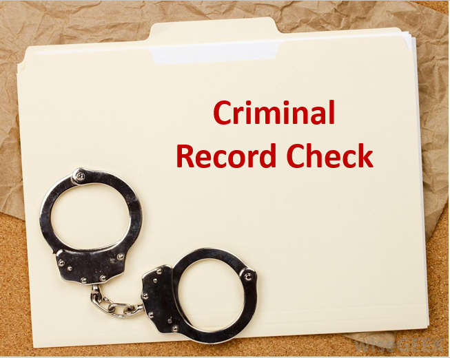 Criminal-Check What Information Is Included in a Background Check?