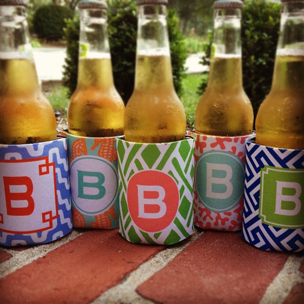 Custom-Koozies..-1 4 Cool Things to Giveaway at a Booth