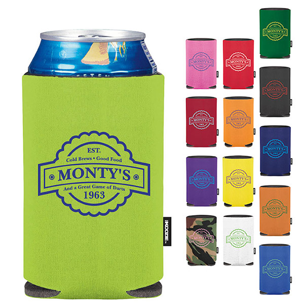 Custom-Koozies 4 Cool Things to Giveaway at a Booth