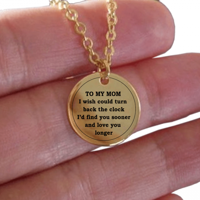 Customized-necklace.-675x675 Top 15 Creative Mother's Day Gift Ideas