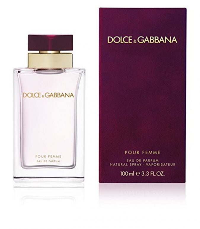 Dolce-and-Gabbana-for-Women-1-675x771 10 Most Favorite Perfumes of Celebrity Women
