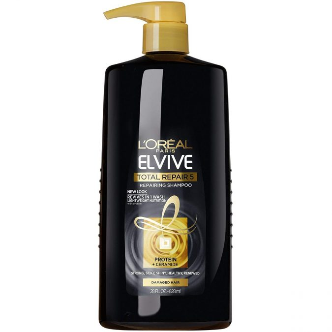 Elvive-Total-Repair-5-Repairing-Shampoo-675x675 15 Best-Selling Beauty Products In 2019