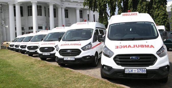 Ford-ambulances-675x347 5 Fun Facts about Ambulances