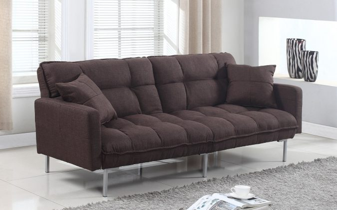 Futon-675x422 5 Tips to Modernize Your Living Room with a Sofa