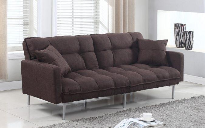 Futon-675x422 5 Tips to Modernize Your Living Room with a Sofa