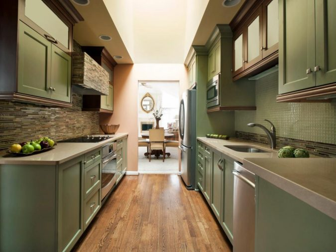 Galley-kitchen-675x507 5 Things You Need to Know Before Planning Your Kitchen