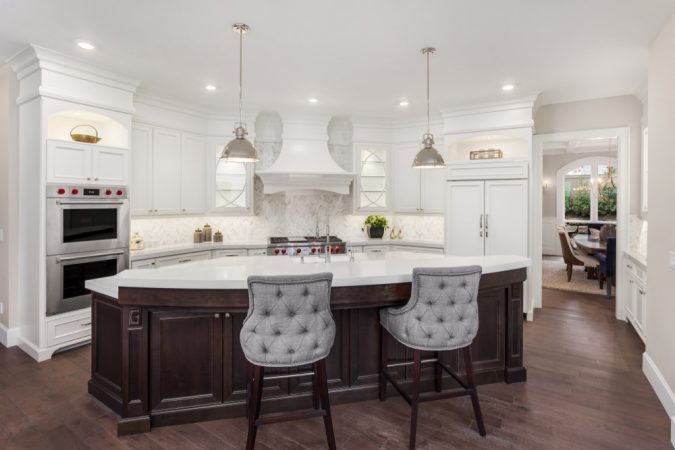 Island-kitchen-675x450 5 Things You Need to Know Before Planning Your Kitchen