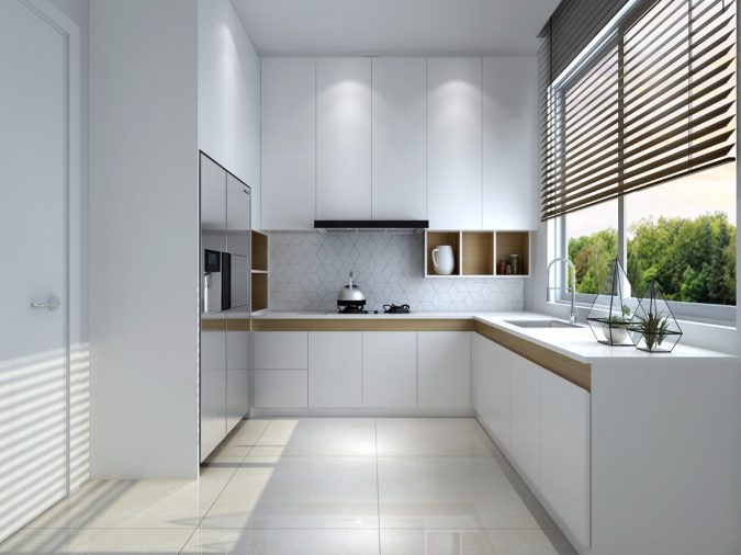 L-shaped-kitchen-675x506 5 Things You Need to Know Before Planning Your Kitchen