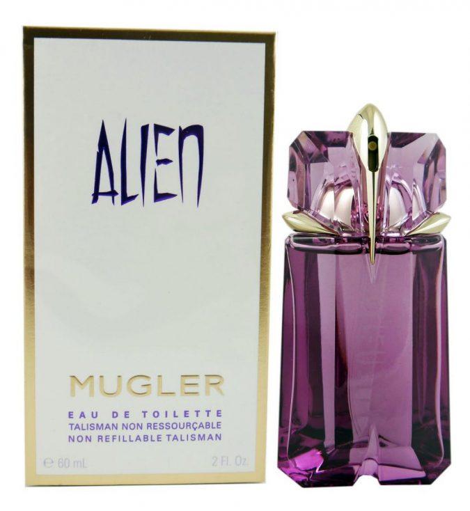 Mugler-alien-eau-de-toilette-perfume-675x734 Top 10 Fragrances Aid in Turning Men On!