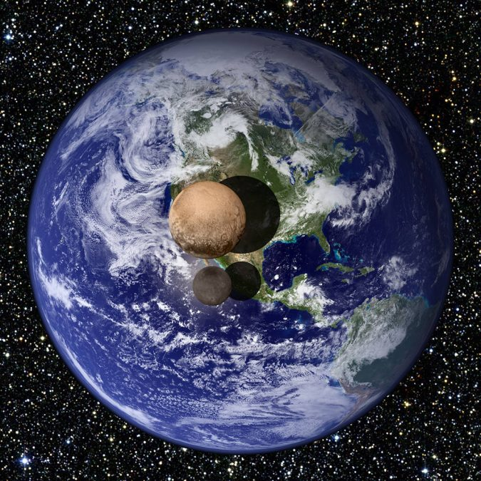 Pluto-diameter-675x675 Top 10 Unusual Solar System Facts Found Recently