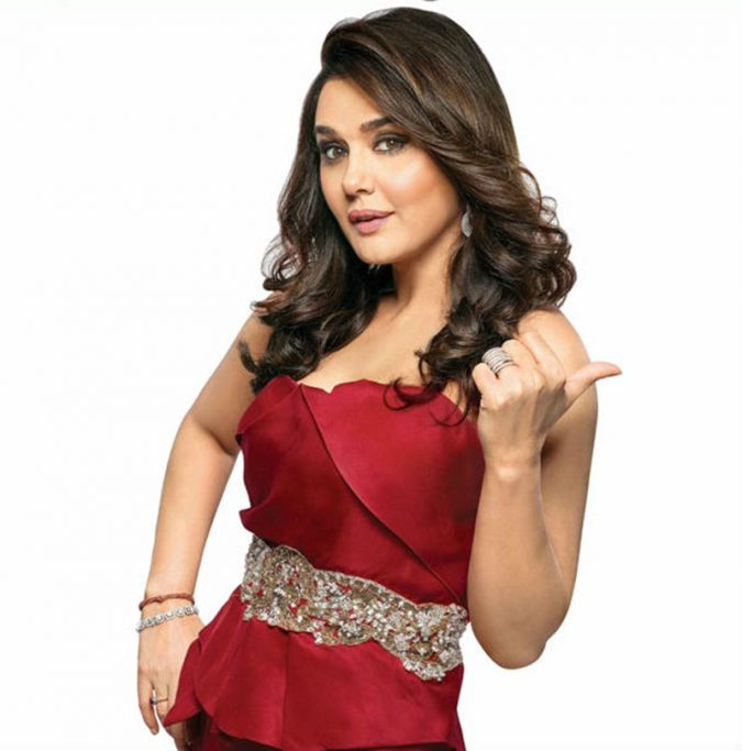 Preity-Zinta-675x683 10 Most Favorite Perfumes of Celebrity Women