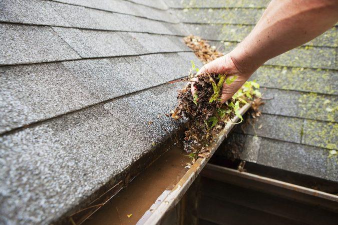 Rain-Gutter-1-675x450 Home Preparation for The Upcoming Monsoon Season