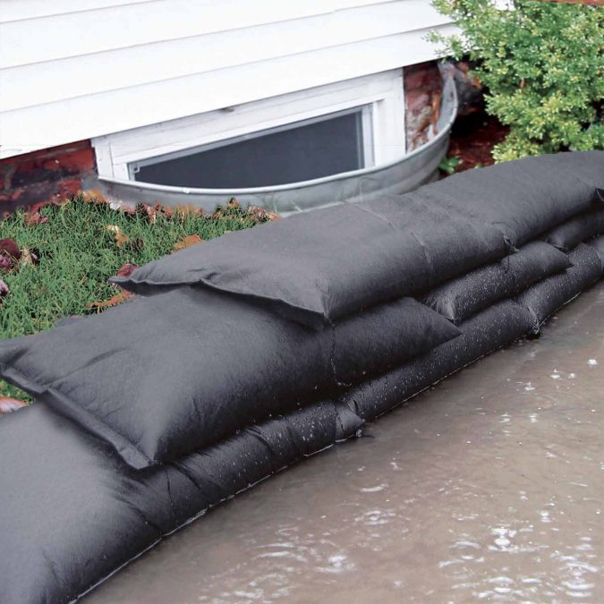 Sandbags-for-flooding-675x675 Home Preparation for The Upcoming Monsoon Season