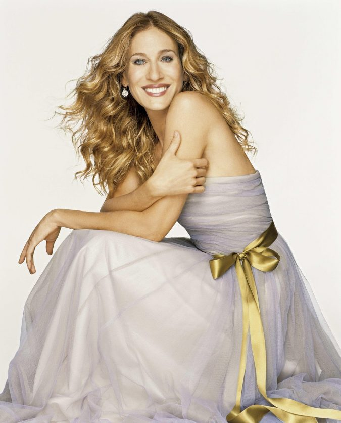 Sarah-Jessica-Parker-675x836 10 Most Favorite Perfumes of Celebrity Women