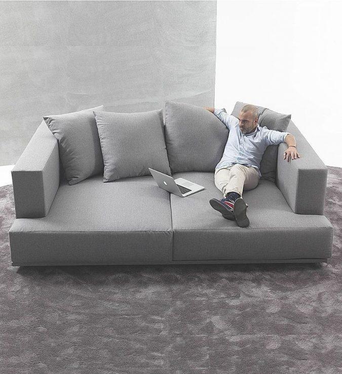 Square-sofas-675x738 5 Tips to Modernize Your Living Room with a Sofa