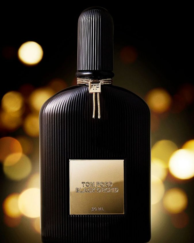 Tom Ford Black Orchid | The Celebrity Fragrance Guide