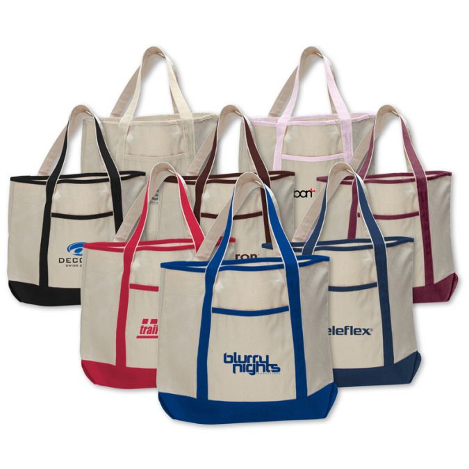 Tote-Bags-1-675x675 4 Cool Things to Giveaway at a Booth