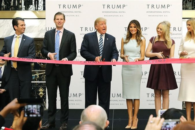 Trump-Organization-675x450 Top 10 Most Expensive and Unusual Things Owned By American President Trump