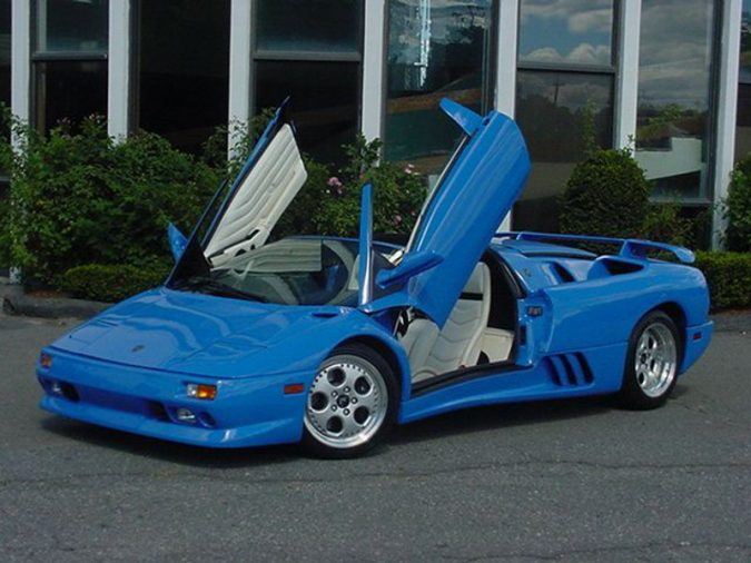 Trump-car-1997-Blue-Diablo-VT-Roadster-675x506 Top 10 Most Expensive and Unusual Things Owned By American President Trump