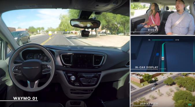 Waymos-fully-self-driving-cars-675x372 4 Technologies to Watch Out For
