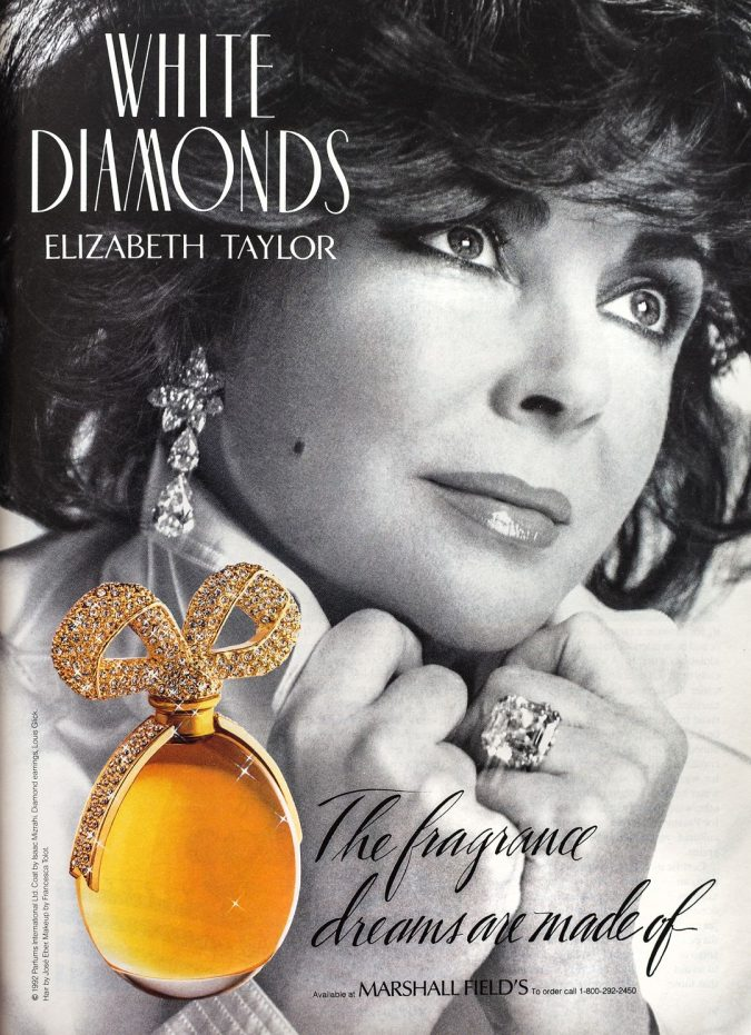 White-diamonds-made-by-Elizabeth-Taylor-675x931 10 Most Favorite Perfumes of Celebrity Women