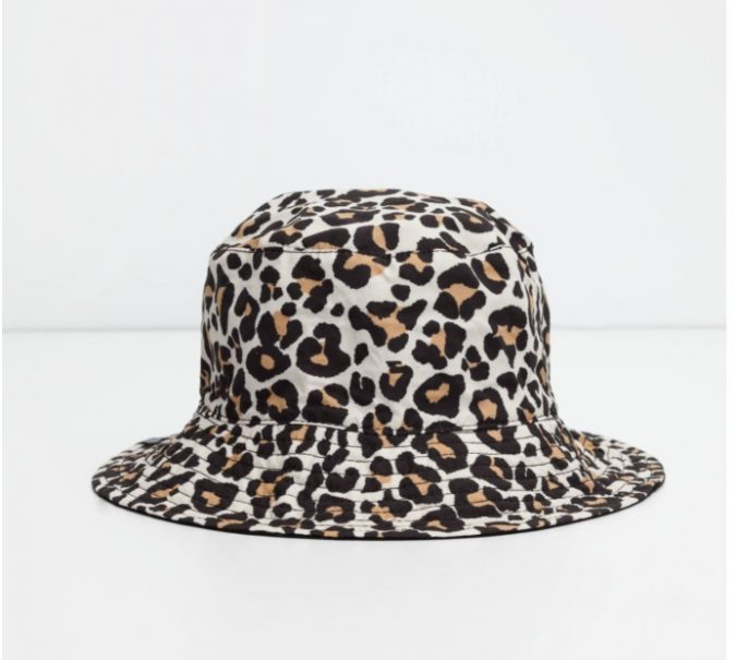 animal-printed-bucket-hat-675x605 12 Fashion Trends of Summer and How to Style Them
