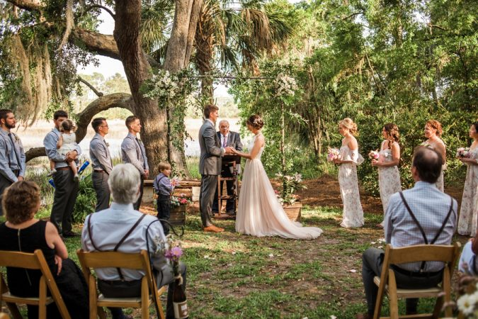 backyard-wedding-675x450 How to Host Your Wedding at Your Home