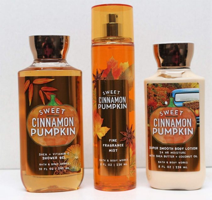 bath-and-body-works-sweet-cinnamon-pumpkin-collection-675x639 Top 10 Fragrances Aid in Turning Men On!
