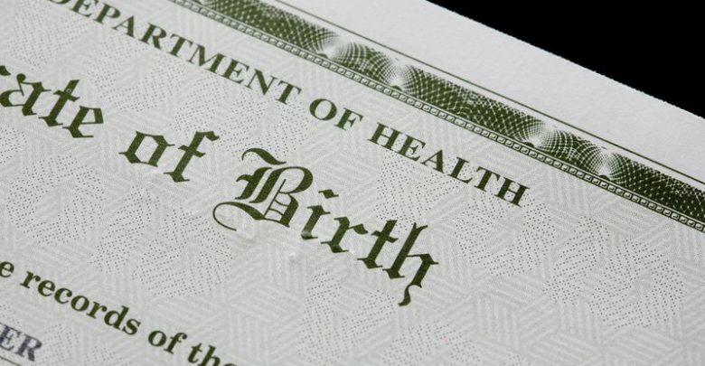 Photo of California Birth Certificates Now Recognize a Third Gender Option