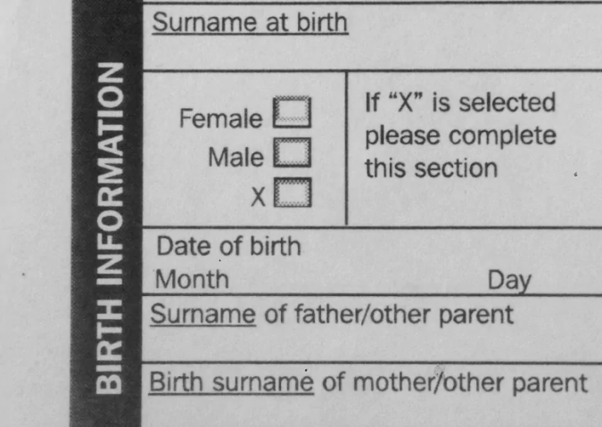 birth-certificate-application-675x479 California Birth Certificates Now Recognize a Third Gender Option