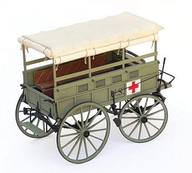 civil-war-ambulance-675x608 5 Fun Facts about Ambulances