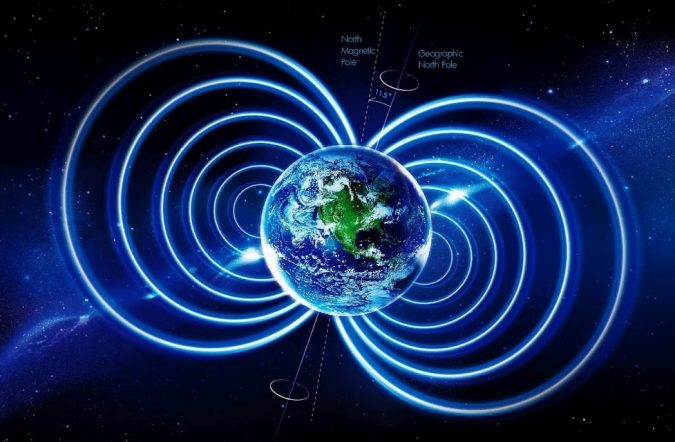 earth-magnetic-poles-1-675x442 14 Unusual Facts about Earth Can't Be Found Anywhere Else