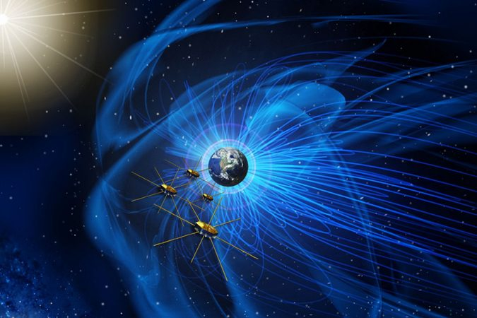 earth-magnetic-poles-675x450 14 Unusual Facts about Earth Can't Be Found Anywhere Else