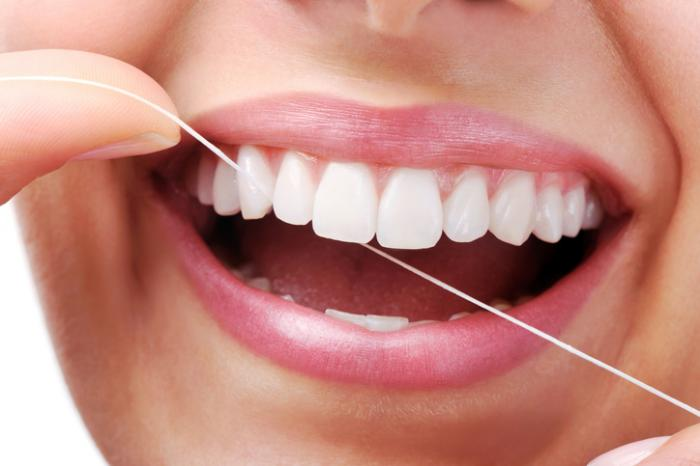 flossing Guide To Healthy Teeth And Gums