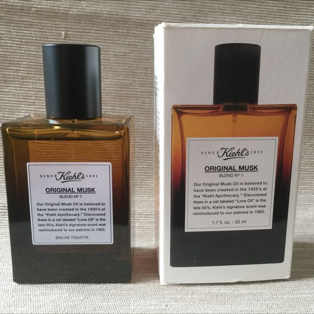 kiehl-original-musk-perfume Top 10 Fragrances Aid in Turning Men On!