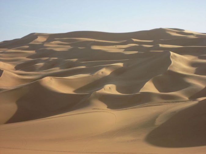 libyan-sahara-675x506 14 Unusual Facts about Earth Can't Be Found Anywhere Else