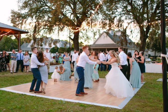 outdoor-wedding-675x450 How to Host Your Wedding at Your Home