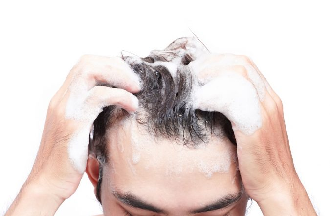 shampoo-washing-hair-675x442 Available Treatments for The Stressful Issue of Hair Loss