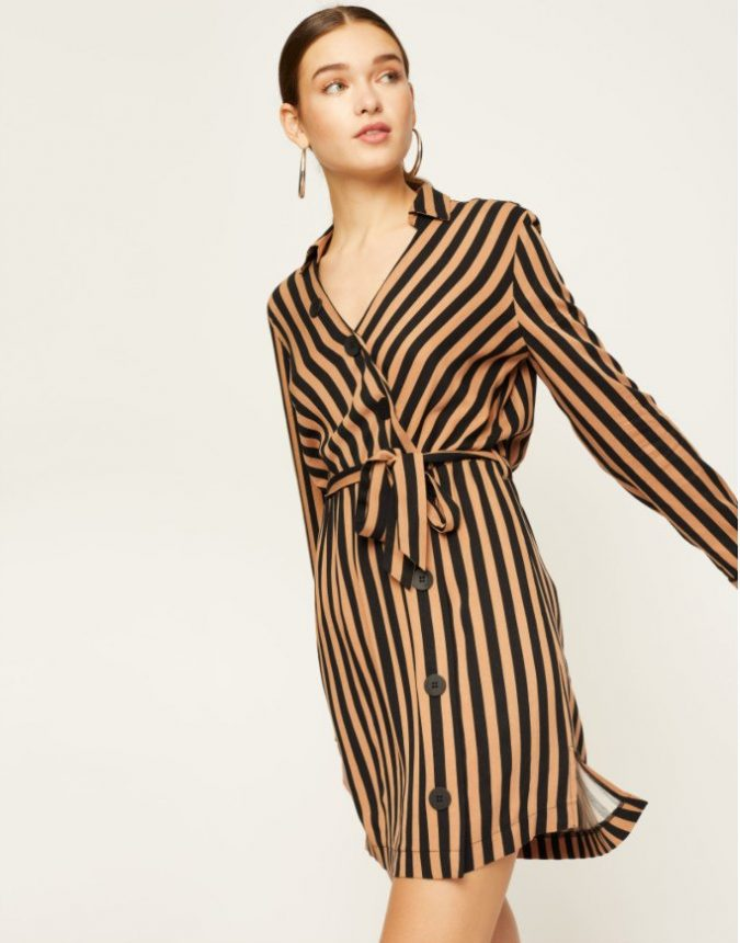 striped-shirt-dress-e1555616076682-675x860 12 Fashion Trends of Summer and How to Style Them