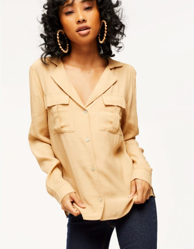 summer-outfit-utility-shirt-675x866 12 Fashion Trends of Summer and How to Style Them